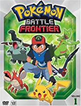 Pokemon Battle Frontier Box 1 (DVD)