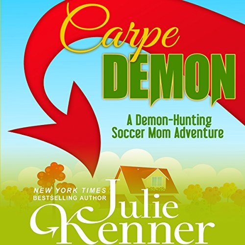 Carpe Demon audiobook cover art