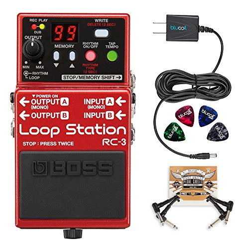 Best Guitar Loop Pedals