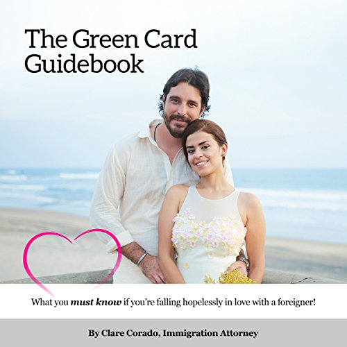 The Green Card Guidebook audiobook cover art