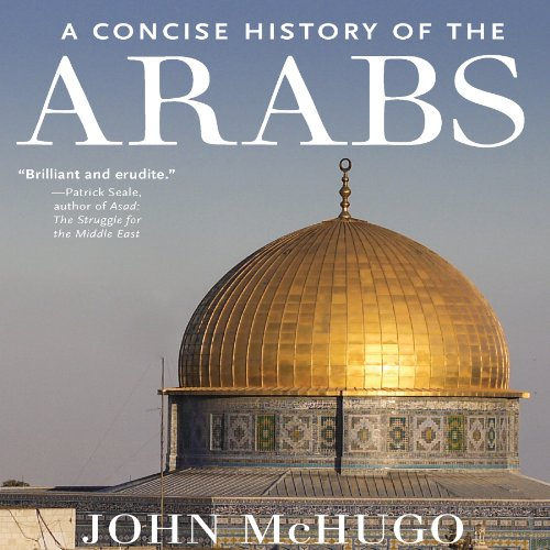 Couverture de A Concise History of the Arabs