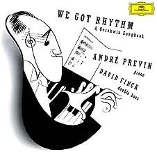 We Got Rhythm-Gershwin Songboo