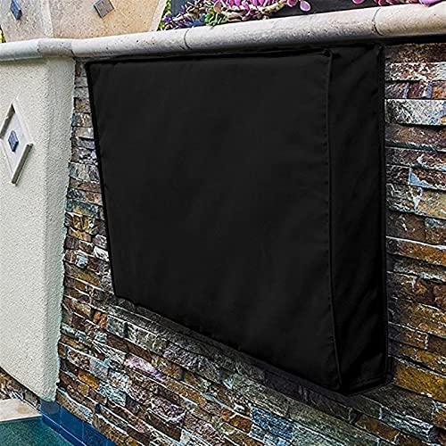 cyg Protector TV Exterior, Calidad Funda TV Exterior Cubierta Multifunción Cubierta De TV Se Adapta A La Mayoría De Soportes para Soportes De TV Planos (Size : 36-38inch)