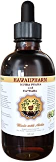 Muira Puama and Catuaba Liquid Extract Supplement Tincture 4 oz