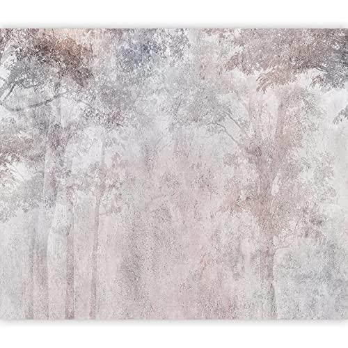 murando Fotomurales autoadhesivos 392x280 cm Papel Pintado Decoración de Pared Murales Pegatina decorativos adhesivos 3d Fotográfico Naturaleza Botánica Árboles vintage Paisaje c-A-0222-a-c
