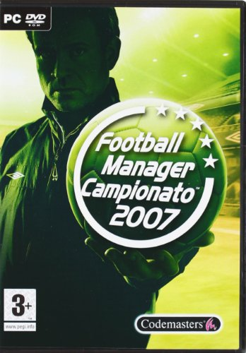 Football Manager 2007 [Importación italiana]