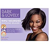 Softsheen-Carson Dark and Lovely Healthy Gloss 5 Moisturizing No-Lye Relaxer with Shea Butter, Super