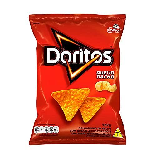 Salgadinho Doritos Queijo 167g - Elma Chips