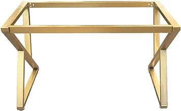 Table Legs Metalen Lengte 100/120/140 cm Staal Tafel Ondersteuning Voet Goud Mid Century Moderne Industriële Diy Meubelen ...