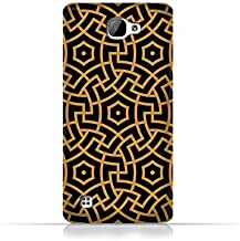 LG X5 TPU Silicone Case With Morocco Traditional Arabic Pattern
