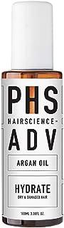 PHS HAIRSCIENCE ADV Argan Oil, 100 milliliters