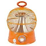 SYNANA Mini Calentador, Calefactor De Jaula De Pájaros Oficina Doméstica Tipo Pequeño Calefactor Eléctrico