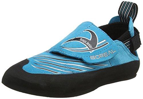 BOREAL Ninja Junior Sportschuhe, Kletterschuhe für Kinder 34 blau
