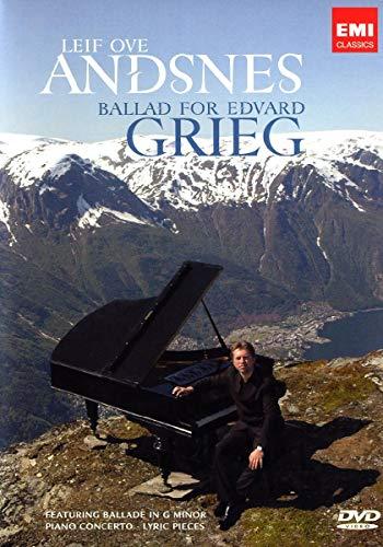Ballad for Edvard Grieg [DVD Video]