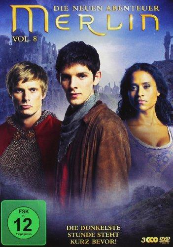 Merlin - Die neuen Abenteuer, Vol. 08 [3 DVDs]