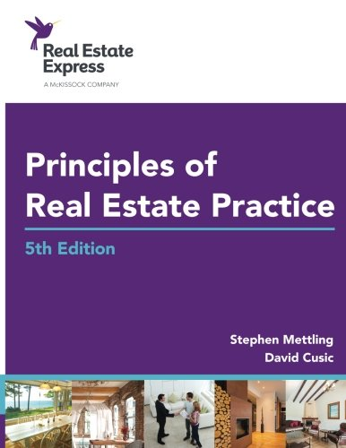 Principles of Real Estate Practice: Real Estate Express 5th Edition