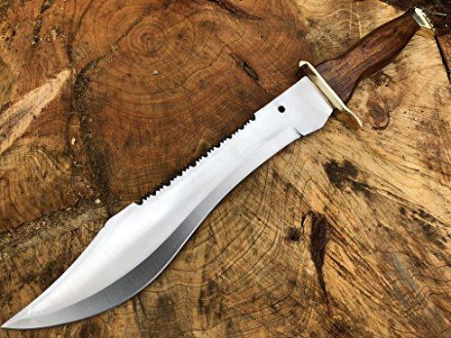 Perkin Jagdmesser mit Scheide Bowiemesser mit großem Jagdmesser