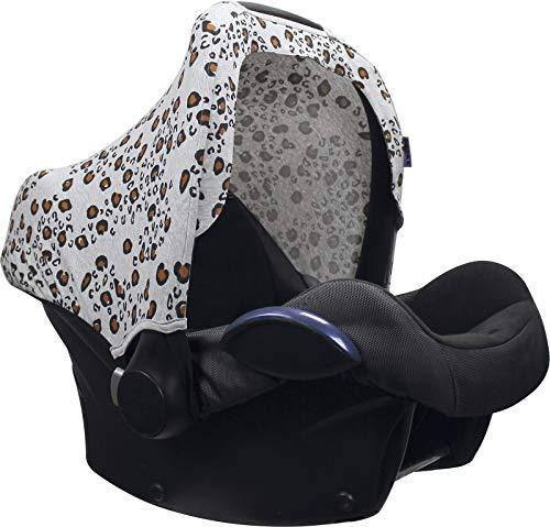 Dooky Hoody Zonnescherm voor autostoel babyschaal (groep 0+)