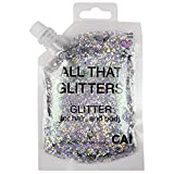 CAI BEAUTY NYC Silver Glitter | Easy to...