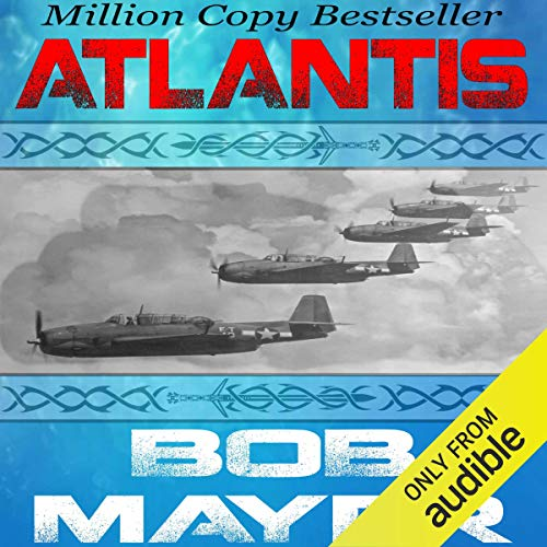 Couverture de Atlantis