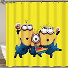 Amazon Com Minion Curtains