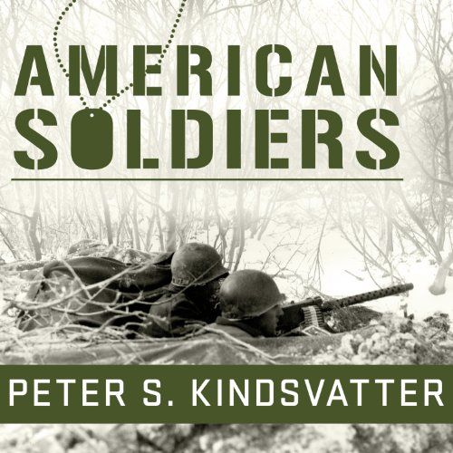 American Soldiers audiobook cover art