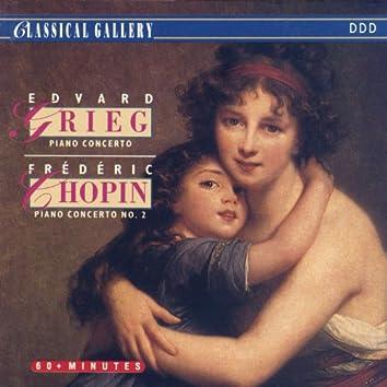 Grieg: Piano Concerto - Chopin: Piano Concerto No. 2