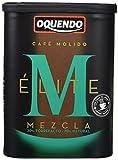 Oquendo CMAC74 Cofibox - Café Molido Mezcla - 4 de 250 gr. (Total 1000 gr.)