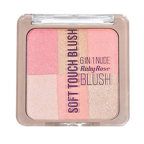 Paletas De Maquillaje Nude marca RUBY ROSE