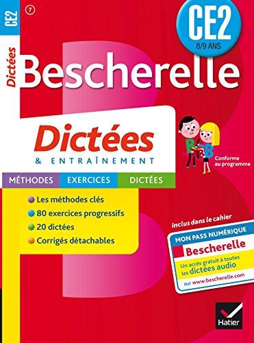 Bescherelle cahier Dictées CE2
