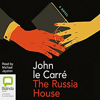 Couverture de The Russia House
