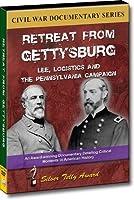 Retreat From Gettysburg: Lee Logistics [DVD] [Import]