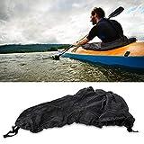 Tbest Kayak Sprayskirt Cover,Universal Nylon...