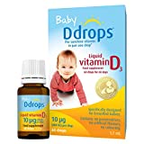 Vitamin D3 Babies Review and Comparison