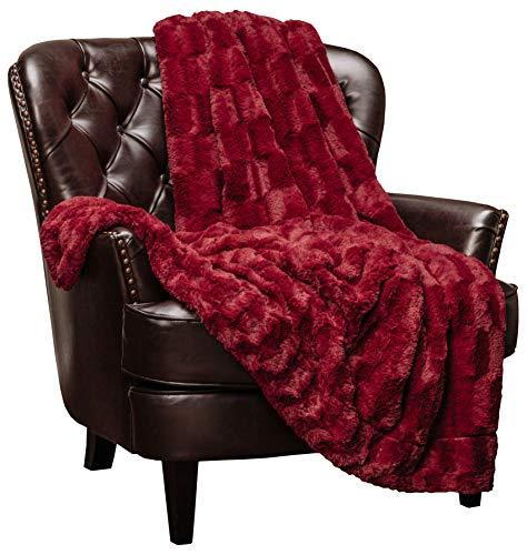 Chanasya Fuzzy Faux Fur...