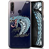 Wiko View 3 Pro, Ultra Slim Case with Cobra Draw Design for
