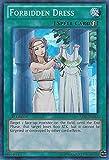 YU-GI-OH! - Forbidden Dress (ABYR-EN062) - Abyss Rising - 1st Edition - Super Rare