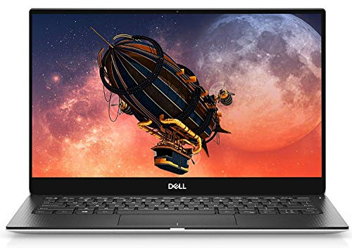 2020 Dell XPS 13 7390 Laptop, 13.3 inches 4K UHD 3840x2160 Touch Screen, Intel Core 10th Gen i7-10510U, 1TB SSD, 16GB RAM, Windows 10 Pro - Silver (Renewed)