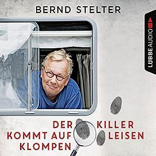Der Killer kommt auf leisen Klompen (Inspecteur Piet van Houvenkamp 2) Titelbild