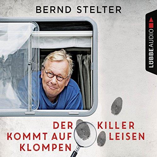 Der Killer kommt auf leisen Klompen (Inspecteur Piet van Houvenkamp 2) audiobook cover art