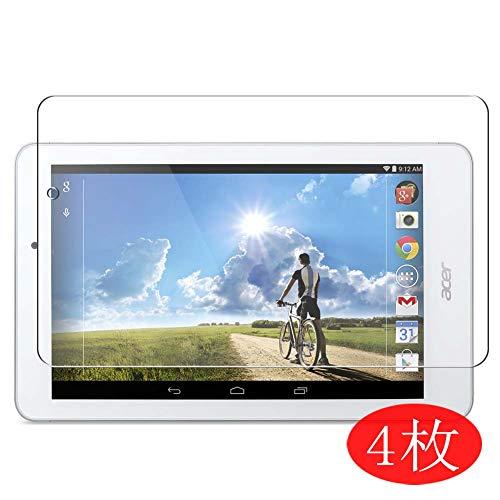 Vaxson 4 Stück Schutzfolie kompatibel mit Acer Iconia Tab 8