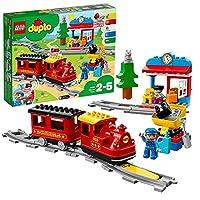 LEGODUPLO Dampfeisenbahn 10874 Spielzeugeisenbahn