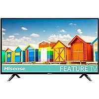 Hisense H32B5100 - TV Led HD, 2 HDMI, 1 USB, Salida Óptica, Audio DD+. [Clase de eficiencia energética A]