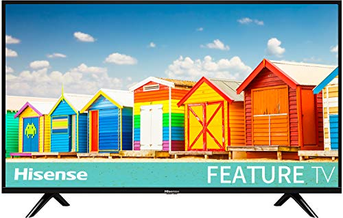 Hisense H40B5100 - TV LED 40' Full HD, 2 HDMI, 1 USB, Salida óptica, Audio DD+