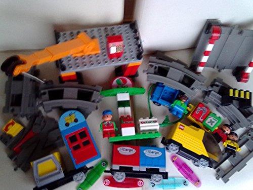 LEGO Duplo 3325 - Ville Eisenbahn - Deluxe-Set