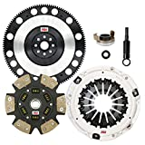 ClutchMaxPRO Performance Stage 3 Clutch Kit with Chromoly Flywheel Compatible with Saab 9-2X, Subaru Baja, Forester, Impreza WRX, Legacy GT, Outback, EJ255, FA20F (CP15026HDCLSF-ST3)