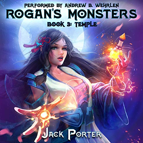 Rogan's Monsters 3: Temple  By  cover art