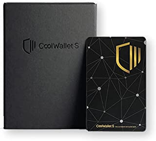 Most Secure Bluetooth Hardware Wallet- Support BTC, ETH,...