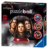 Ravensburger 11531 puzzleball® Crepúsculo: Eclipse - Puzzle esférico de 240 Piezas