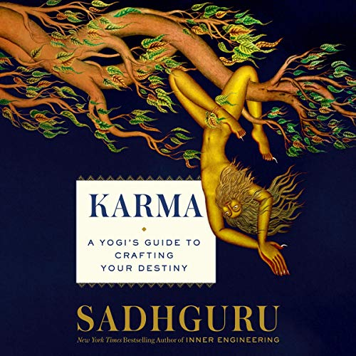 Karma Audiobook By Sadhguru cover art